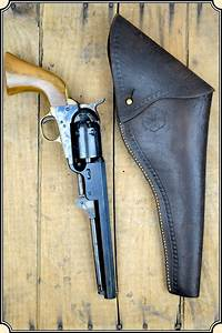 Z Sold Original Antique Civilian Full Flap Holster