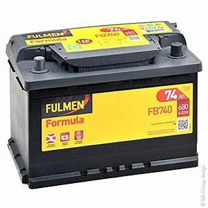 Batterie 74 Ah : batterie voiture 74ah votre site sp cialis dans les ~ Jslefanu.com Haus und Dekorationen