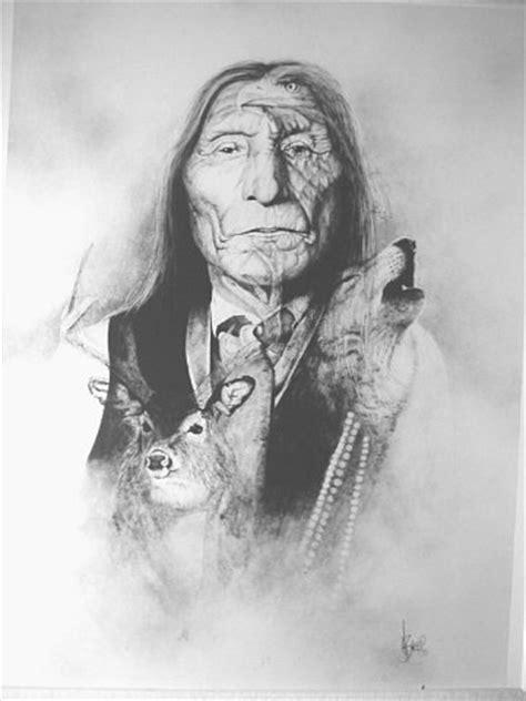 Native American Artwork by Michael Bollerud