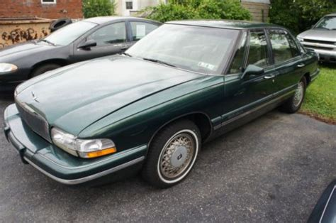New Buick Park Ave by Find Used 1995 Buick Park Ave Leather 3 8l 114 596