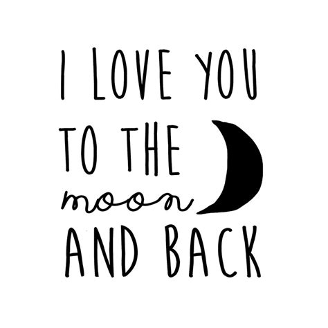 I You To The Moon And Back Kleurplaat by Quotes I You Moon And Back