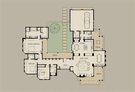 shape house plan pool google search courtyard house plans pool house plans ranch