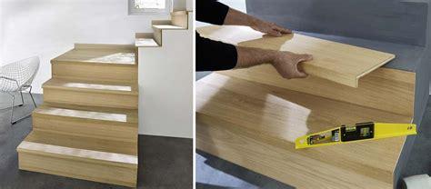 renovation de cuisine en chene rénover un escalier des kits pour habiller de bois des
