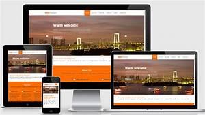 free bootstrap responsive template webthemez With free responsive website templates bootstrap