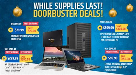 black friday table deals 2017 tigerdirect black friday ad features handful of laptop