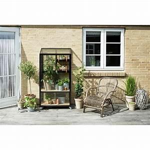 Mini Serre De Balcon : serre de balcon city m juliana plantes et jardins ~ Premium-room.com Idées de Décoration