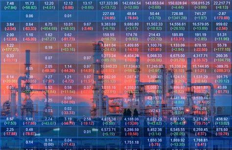 top oil stocks  january