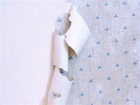 Peel Off Wallpaper Removal
