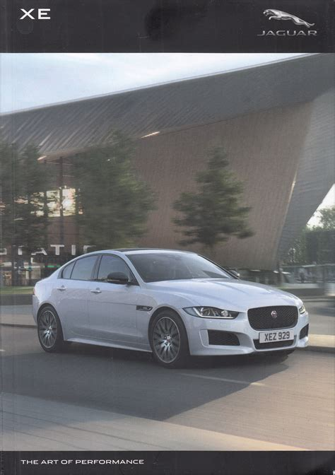 Jaguar cars was the company that was responsible for the production of jaguar cars until its operations were fully merged with those of land rover to form jaguar land rover on 1 january 2013. 2019 Jaguar XE Owner's Manual Original