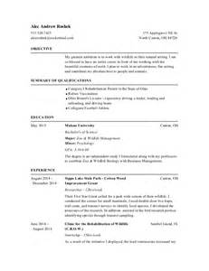 Wildlife Technician Resume by Biologist At Work Search Results Million Gallery