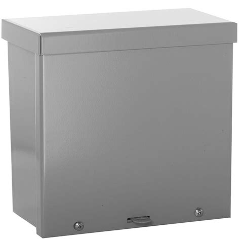 weatherproof fan rated box 8 in x 8 in x 4 in nema 3r enclosure rsc080804rc the