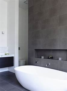 35, Stunning, Ideas, For, The, Slate, Grey, Bathroom, Tiles, In, Your, Home