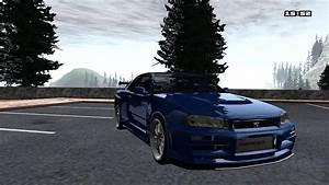 Nissan Skyline Fast And Furious : gta sa fast furious 4 nissan skyline download youtube ~ Medecine-chirurgie-esthetiques.com Avis de Voitures