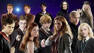 Image Gallery harry potter characters
