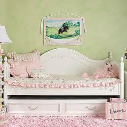 shabby posh rose daybed bedding and nursery kid sets in