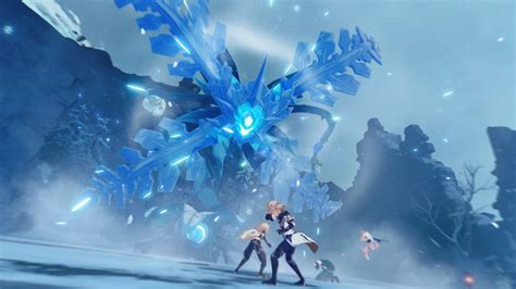 Genshin Impact Dragonspine Map Expansion Dated - GameSpace.com