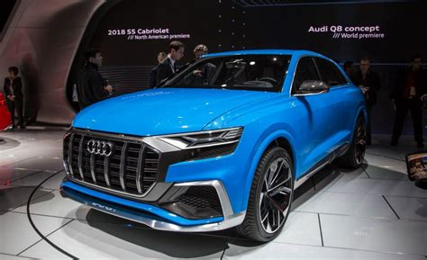 Audi Suv Has Arrived