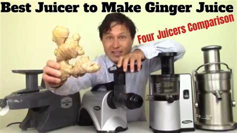 ginger juice juicer
