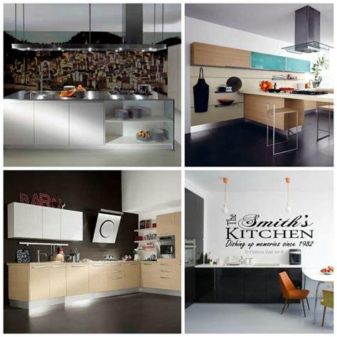 Idee Deco Pour Cuisine D 233 Co Mur Cuisine 50 Id 233 Es Pour Un D 233 Cor Mural Original