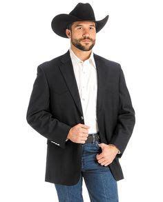 dapper gentleman cowboy   western sport coat