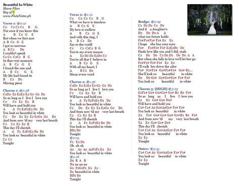 New Lyrics Of The Song Beautiful In White By Westlife Lyrics
