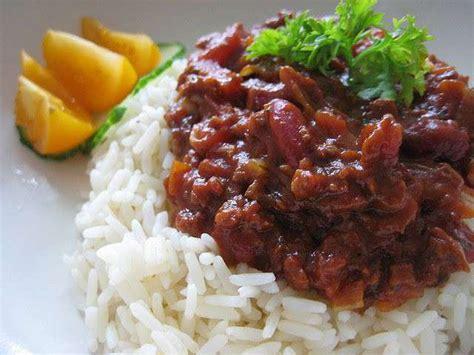 cuisine mexique recettes de haricots rouges et mexique