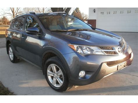 Toyota Rav4 For Sale By Owner by 2014 Toyota Rav4 For Sale By Owner In Temperance Mi 48182