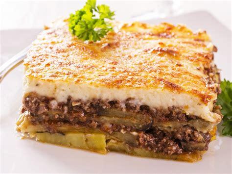 cuisine egyptienne recette moussaka égyptienne recette de moussaka égyptienne
