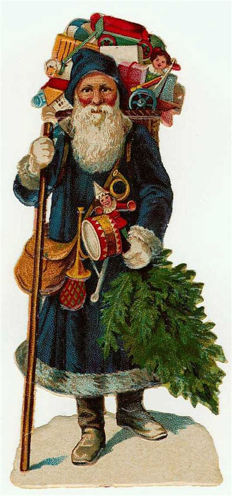 blissfull elements santa claus  tonight christmas