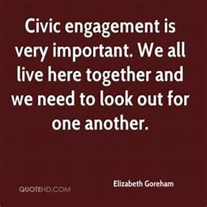 Quotes About Ci... Civic Responsibility Quotes