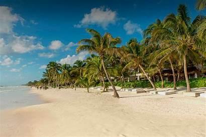Beach Tulum Dream Beaches Mexico Nature Hotel