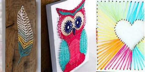 insanely creative string art projects