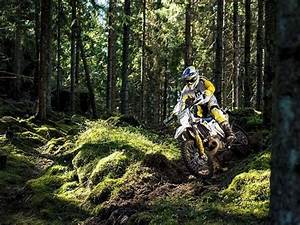 First enduro training with husqvarna fe250 - YouTube