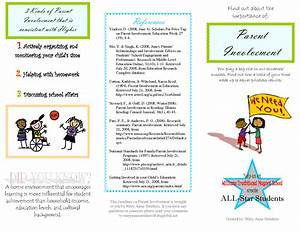 parent brochure templates and earning disabilities With parent flyer templates