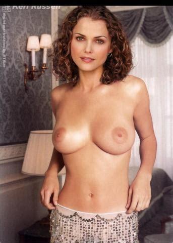 Keri Russel Nude Desnuda Jennifer Morrison Nackt Nue Hilarie Burton
