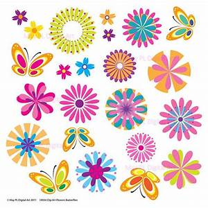 Free Floral Clip Art Pictures - Clipartix