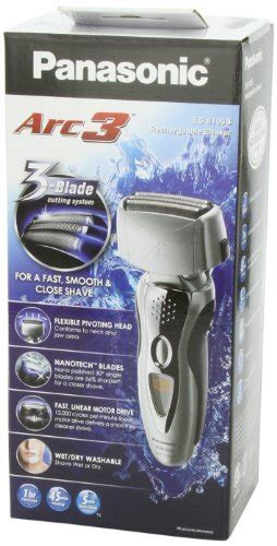 electric razor work rotary foil razors