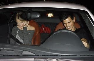 Taylor Lautner and Taylor Swift! | Taylor Lautner and ...