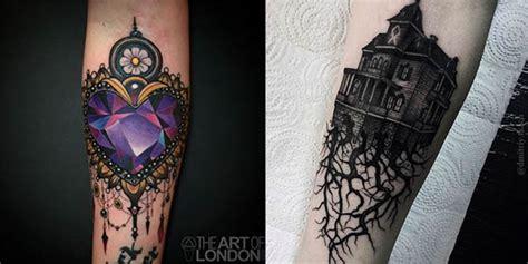tatuajes goticos significados  ideas  disenos de tatuajes