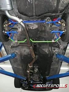 Rear Lower Control Arms