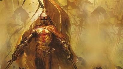 Crusader Kings Knight Artwork Templar Awesome Last