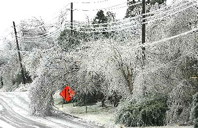 danz family tulsa ice storm pictures update