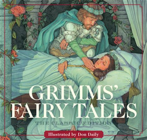 Grimms' Fairy Tales  Book By Don Daily Official