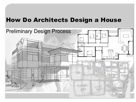 Design A House : How Do Architects Design A House
