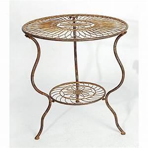 Gartentisch Metall Rund : tisch birdy gartentisch metall rund ~ Yasmunasinghe.com Haus und Dekorationen