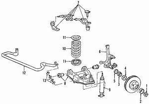 Ford Aerostar Wheel Bearing  Suspension  Components  Outer