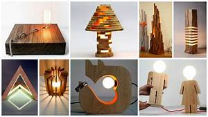19, Tempting, Wooden, Lamp, Designs, That, Are, Worth, Seeing