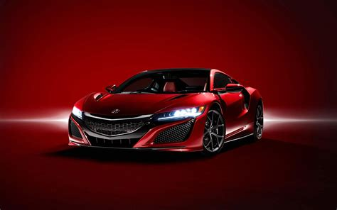 2018 Acura Nsx New Car Release Date And Review 2018
