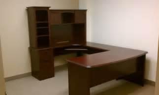 l shaped desk with hutch home office desk furniture