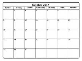 February 2017 Calendar Printable Template
